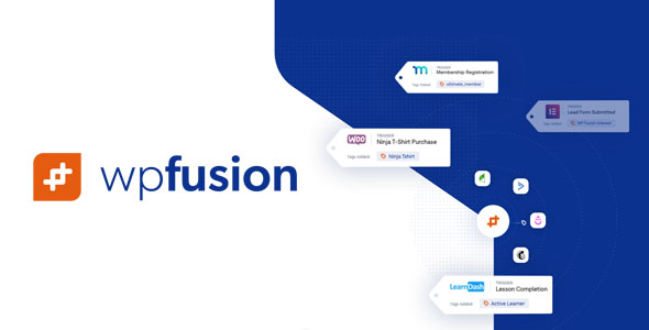 WP Fusion 3.38.14 Nulled + Addons – Marketing Automation Plugin