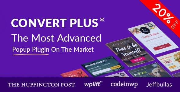 ConvertPlus 3.5.24 Nulled – Popup Plugin For WordPress