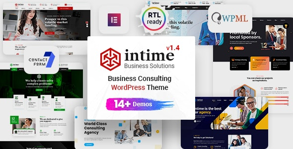 Intime 1.4.1 – Business Consulting