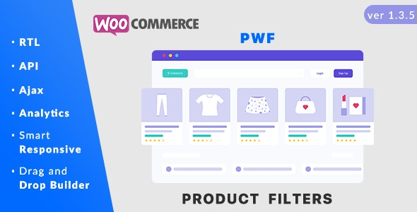 PWF WooCommerce Product Filters 1.4.1