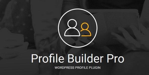 Profile Builder Pro 3.5.4 Nulled – Profile Plugin for WordPress