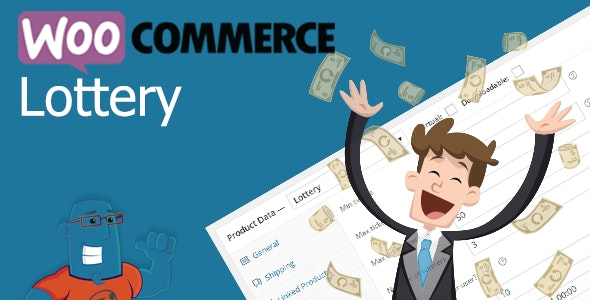 WooCommerce Lottery 2.0.5 – WordPress Prizes and Lotteries