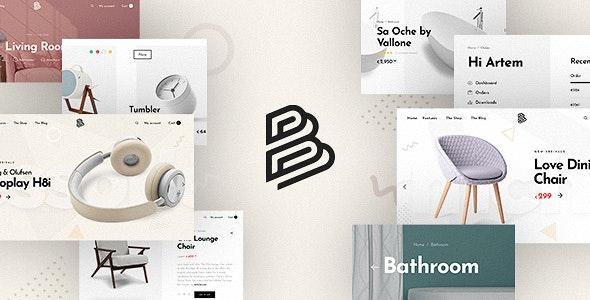 Barberry 2.9.8.1 – Modern WooCommerce Theme